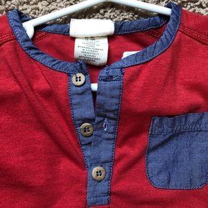 Matching Sets - Size 18 months shirt and shorts set